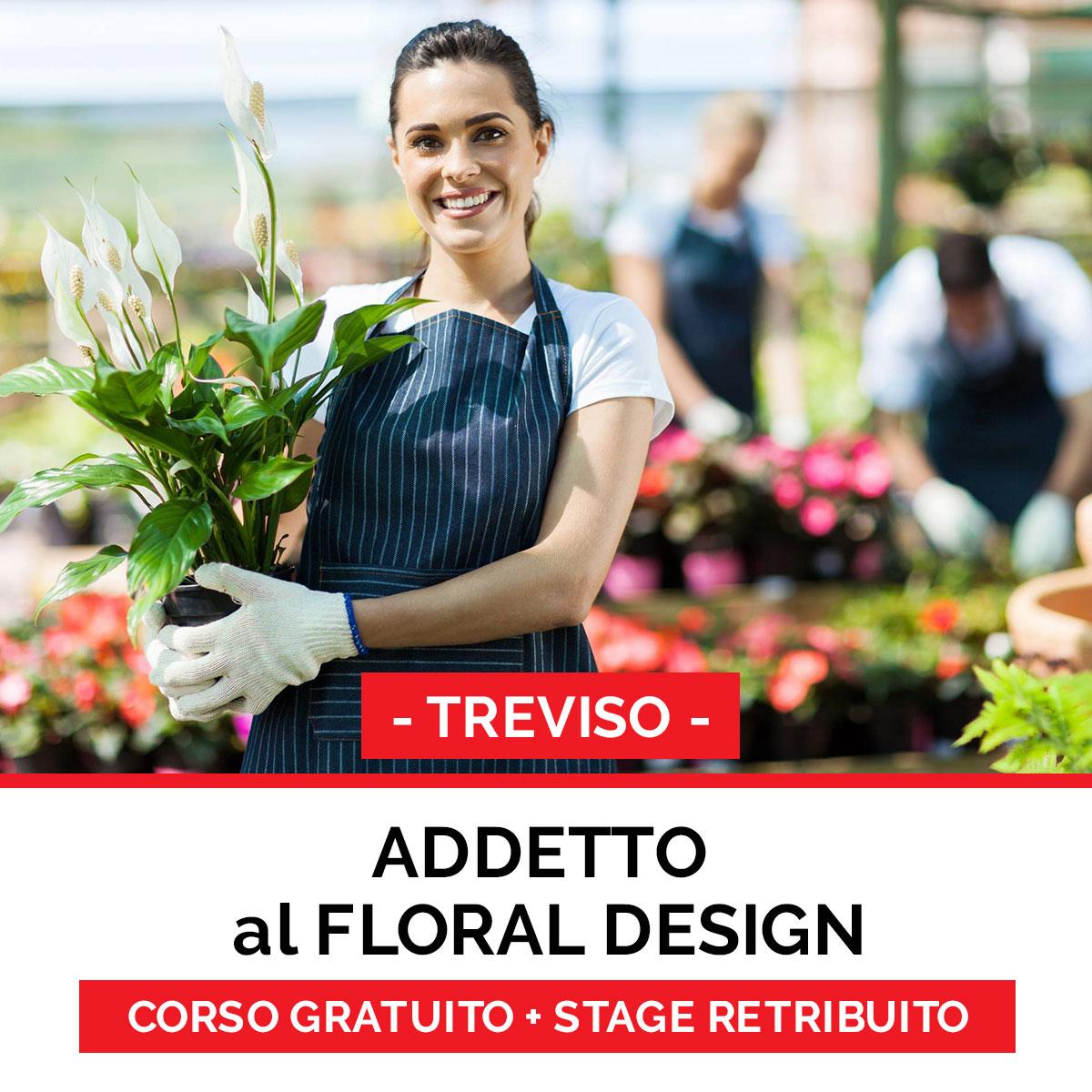 ADDETTO-floral design