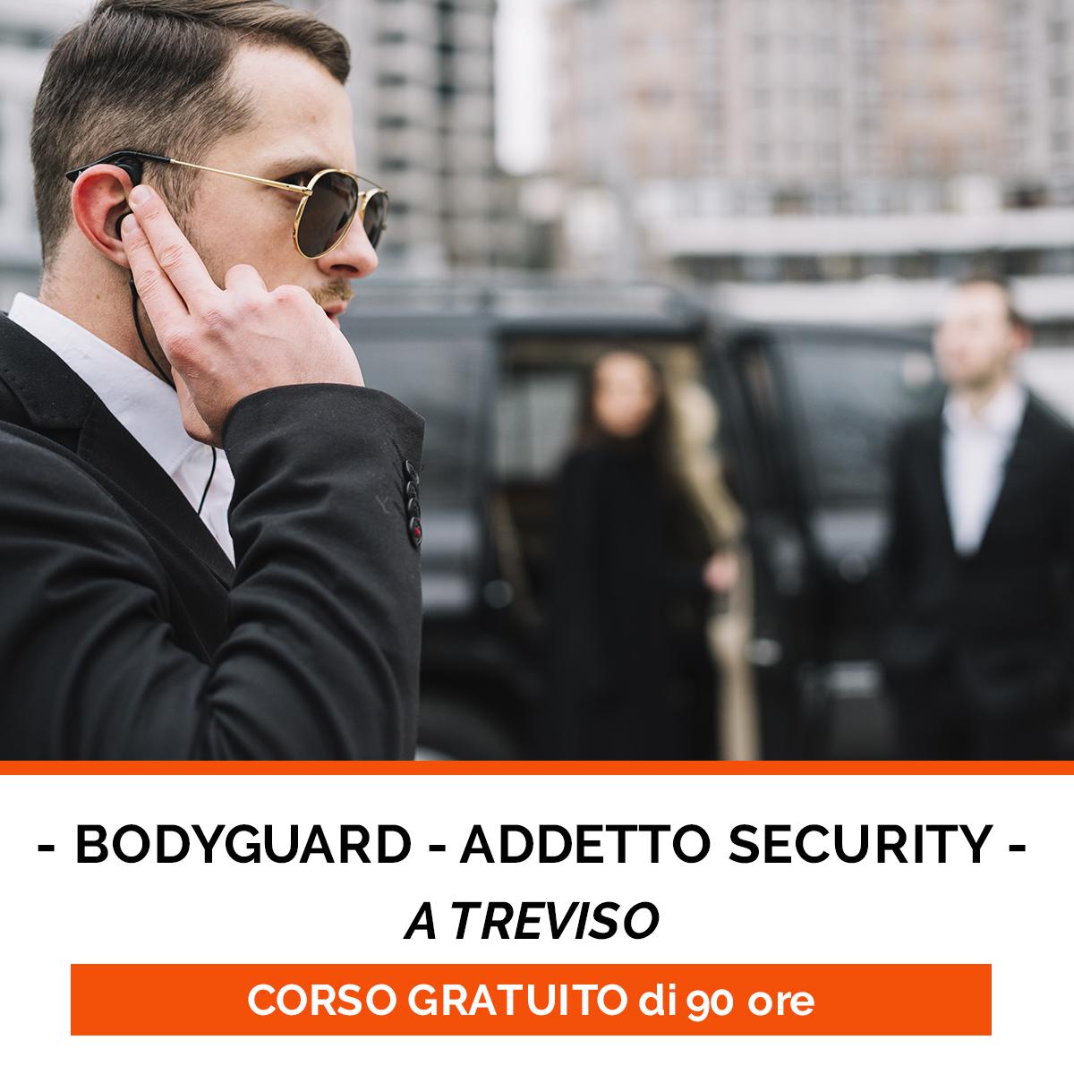 CORSO BODYGUARD
